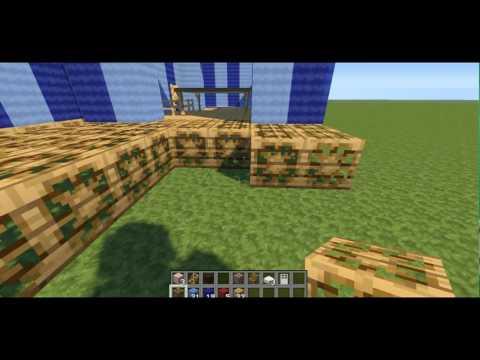 Minecraft Tutorial - Hello Neighbor First Commercial Pt. 3