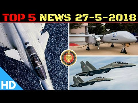 Indian Defence Updates : IAF 36 More Rafale Order by 2021,Rustom-2 Delivery by 2020,40 SU-30MKI Deal