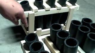 Mortar Tube Racks (home Made)