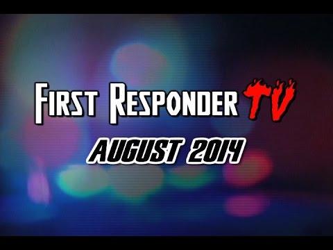 First Responder TV: August 2014