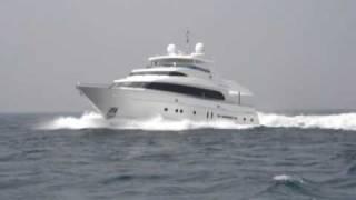 Monte Fino 92 Sea Trial