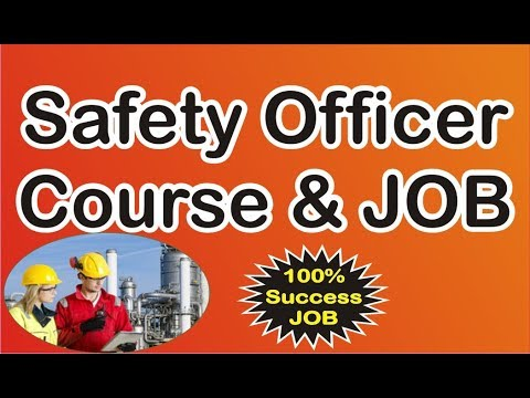 Best Health Safety Officer Course in India | Industrial Safety Course