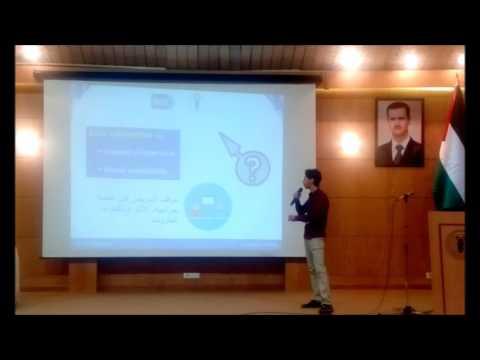 NIH - IPPCR Workshop - Damascus University || Questionnaire - Omar Alkassas