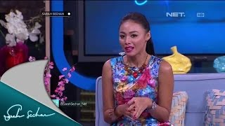 Whulandary Herman jadi Juri di Ajang Miss Universe Malaysia