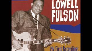 Lowell Fulson, I walked all night