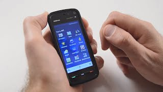 Последний дар от Nokia. Легендарный Nokia 5800 Xpress Music (ретро обзор в 2020) / Арстайл /