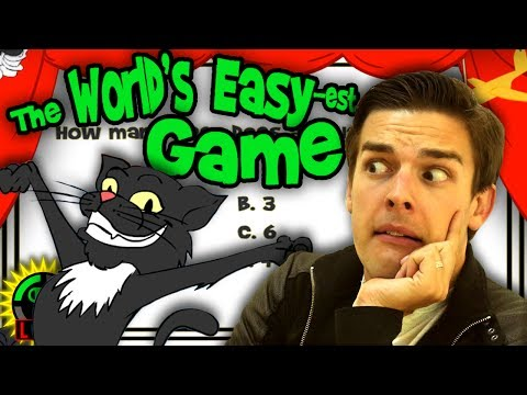 GTLive: I'M A GENIUS! | The World's Easy-est Game - MatPat plays a very silly game.