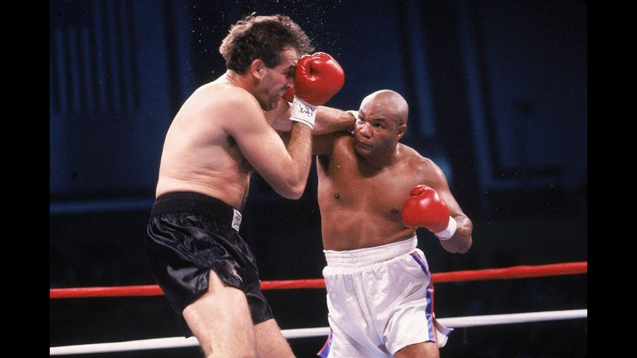 Image result for image, photo, picture, gerry cooney knockout punch