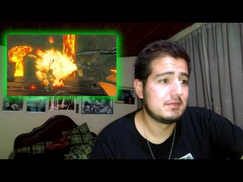 THE LEGEND OF ZELDA: BREATH OF THE WILD - NINTENDO SWITCH REACCIÓN / REACTION