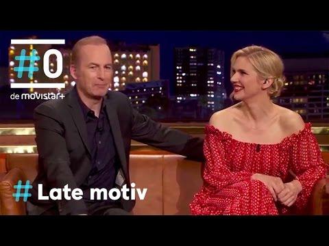 Late Motiv: Entrevista a Saul Goodman y Kim Wexler de 'Better call Saul' #LateMotiv220 | #0