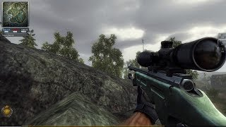 Epic Sniper Gameplay from Cool Online FPS Game Contract Wars