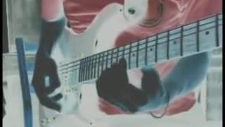 Красивое соло на гитаре