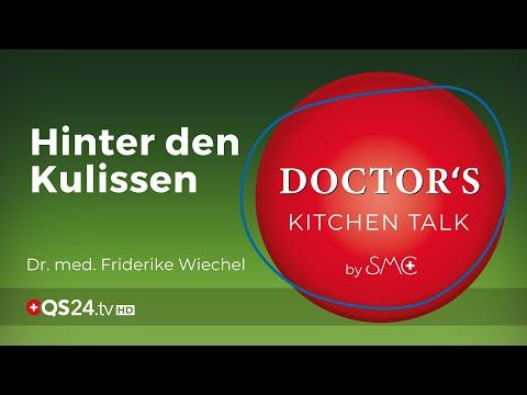 Doctor's Kitchen Talk - Die Geschichte hinter den Kulissen der Kochsendungen
