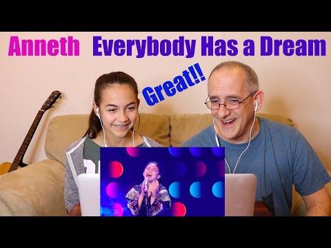 ANNETH - EVERYBODY HAS A DREAM (Billy Joel) - Indonesian Idol Junior 2018 GRAND FINAL | REACTION