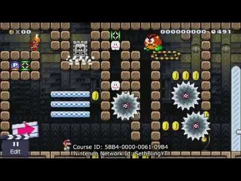 Mario Maker Ep 8: One-Screen Puzzle #1