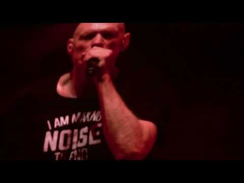 Midnight Oil - Beds Are Burning - The Domain - 17/11/17