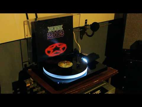 Rush 2112 - Side 1 - (2015 Remastered) - 200g Hologram Vinyl