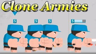 Clone Armies Армия гигантов! Битва клонов! games on your phone