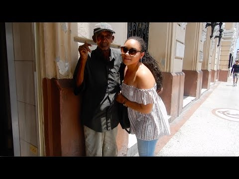 WIPING ASS WITH NEWSPAPER   CALLING THE POLICE   CUBA 3 PART 1