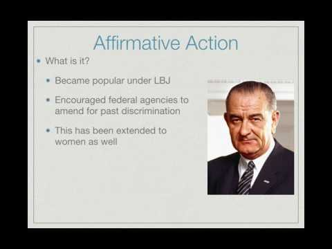 AP Gov Review: Video #48: Important Civil Rights To Know
