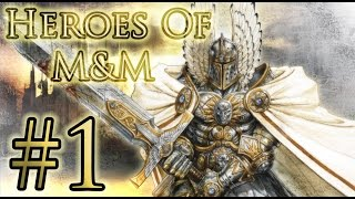 История серии Heroes of Might & Magic. Эпизод 1