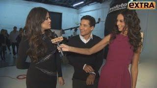 Mario Lopez and Khloe Kardashian Get