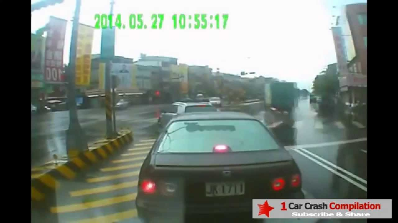 Crazy Asian Driver