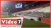 شاهد البروفه النهائيه لاحتفاليه السوبر في ملعب محمد بن زايد