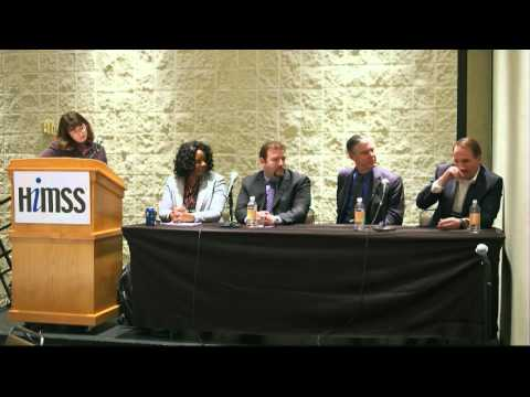 Executive Insights HIMSS Panel Discussion