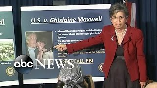 Former Jeffrey Epstein Companion Ghislaine Maxwell Arrested