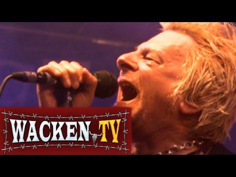 UK Subs - Warhead - Live at Wacken Open Air 2009