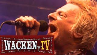 UK Subs Warhead Live at Wacken Open Air 2009