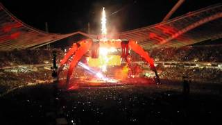 u2 360 greece athens where the streets have no name by gmavro version no zoom