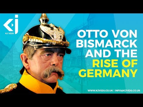Otto Von Bismarck And The Rise Of The German Empire