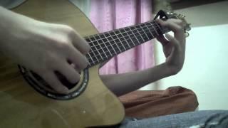 【Guitar】星の唄 Hoshi no uta【弾いてみた】