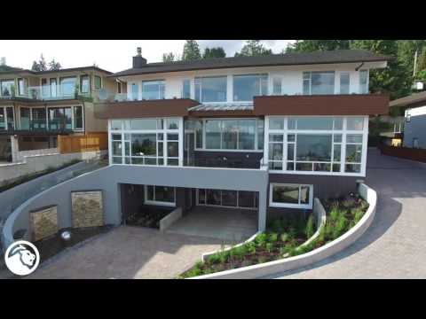 2509 Palmerston Ave, Dundarave, West Van Aerial Drone Video