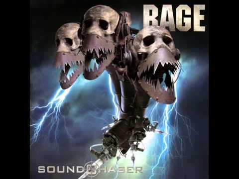 Клип Rage - Human Metal