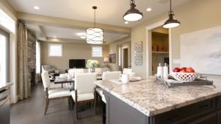 Mattamy Homes in Beaumont - The Hickory Floor Plan