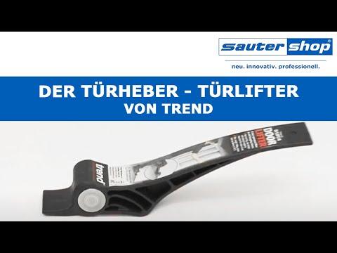 Beliebt Der Türheber / Türlifter von Trend. - YouTube OO54