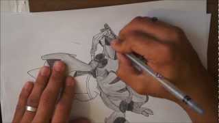 How to Draw Pokemon- Zekrom