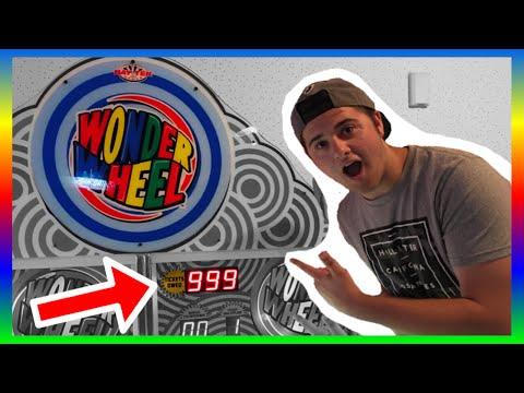 HE WON MORE TICKETS THAN THE GAME ALLOWED!  CRAZY ARCADE JACKPOT SUPER WIN! (Feat ArcadeBoss)