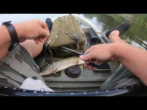 PIKE CATCHER WATER FLOATER