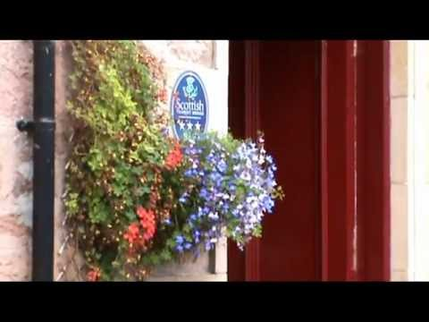 Glendoune bed and breakfast accommodation Inverness Scotland 25th July 2012