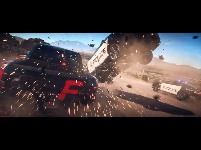 Need For Speed Payback Ford F 150 abandoned car location