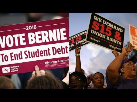 What Sanders wants