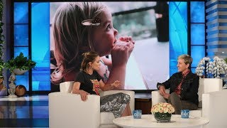 Download Olivia Wilde's Kids Think Ellen Is Their Real Mom Mp3 and Videos