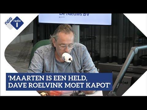 Marcel Van Roosmalen Over Maarten En Dave Npo Radio 1