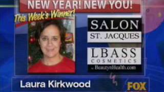 LBASS Cosmetics & Beautynhealth.com : Laura New Year New You WInner! Thumbnail