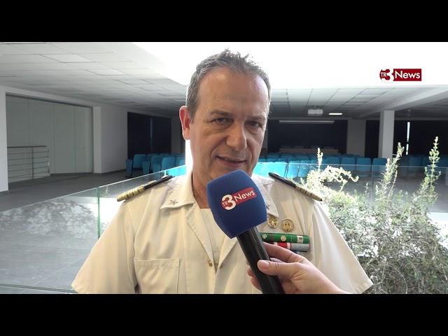 Mare Sicuro 2019. Intervista al Capitano di Vascello Franco Maltese