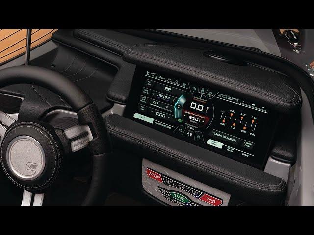 LINC Panoray Touchscreen Tutorial - Ski Nautique and Nautique 200